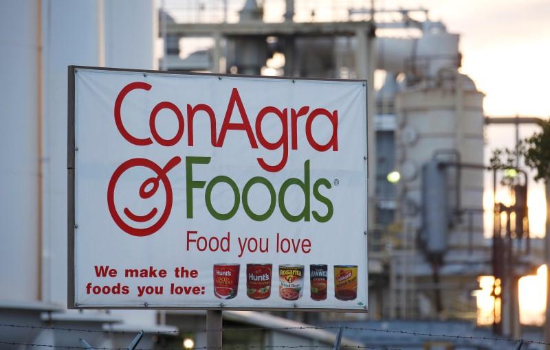 Что встряхнёт рынки: доходы ConAgra и заявки на пособие по безработице