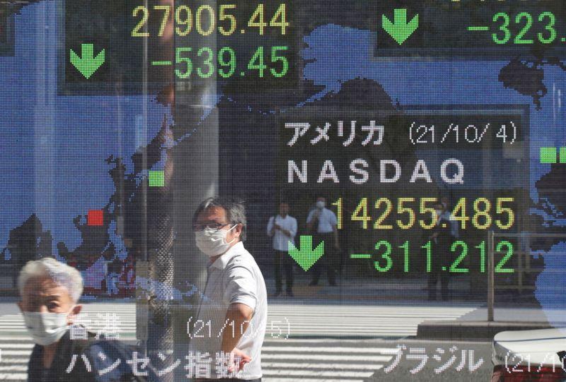 Японские акции закрылись ростом после 8 дней снижения подряд