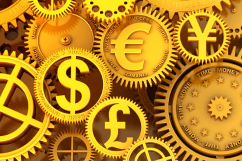 Евро опустился на торгах