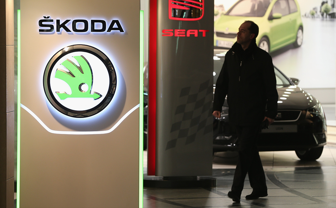 Skoda сократит производство машин на трех заводах из-за недостатка чипов