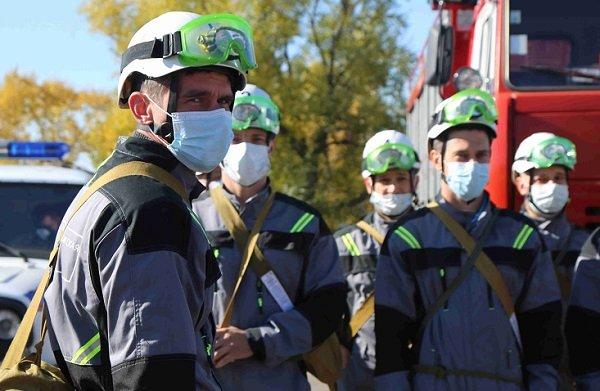 Нововоронежская АЭС приняла участие во Всероссийской штабной тренировке по гражданской обороне