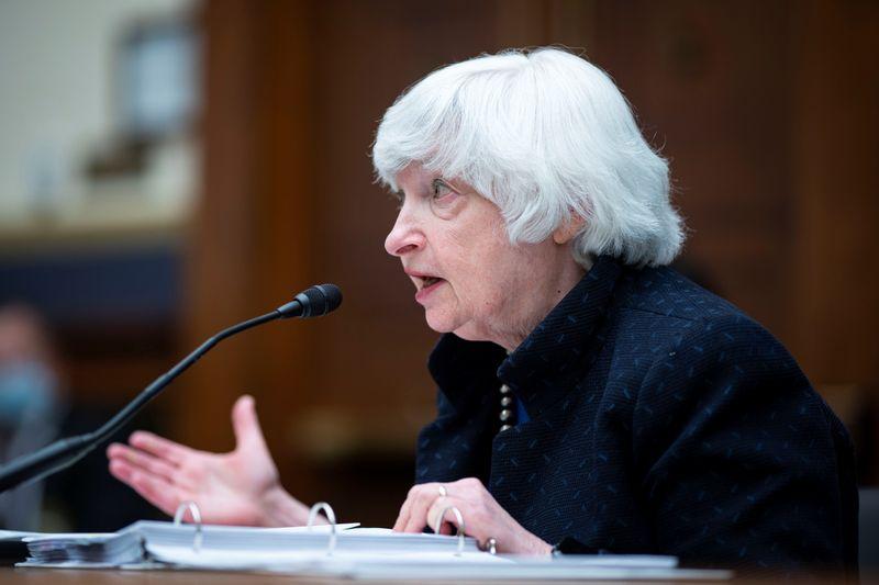 Йеллен уверена, что Конгресс одобрит глобальную налоговую сделку