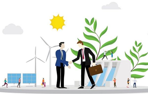 Группа «РусГидро» подвела итоги конкурентного запроса предложений на покупку «зеленой» энергии