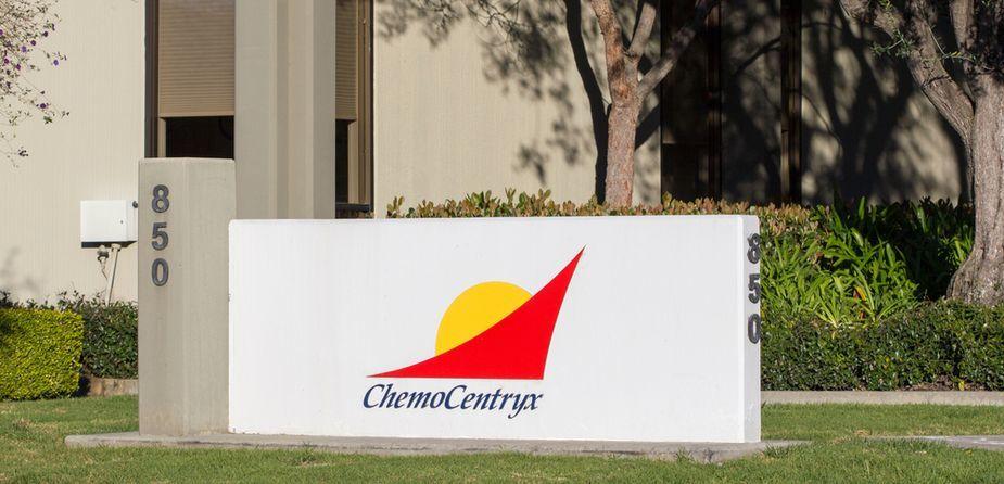 Ход торгов на СПБ. ChemoCentryx в лидерах