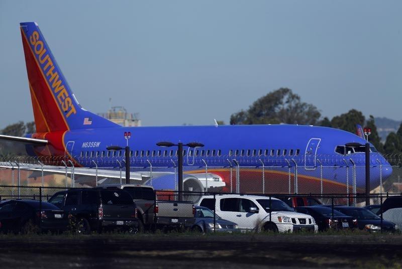 Southwest упала на премаркете, а Meituan и Exxon Mobil выросли