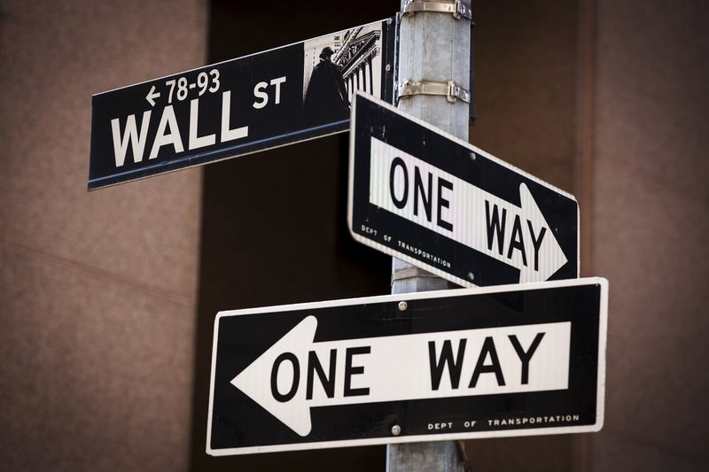 На Уолл-стрит без перемен