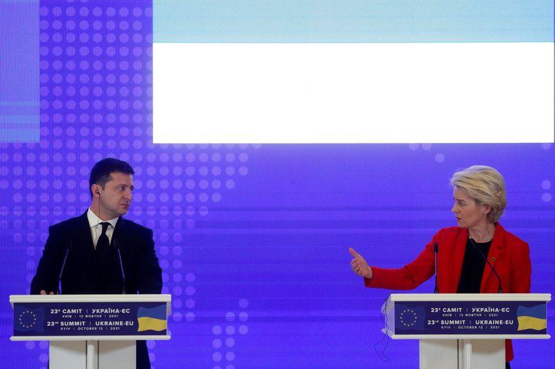 ЕС ищет способы обеспечить стабильные поставки газа в Украину -- Еврокомиссия