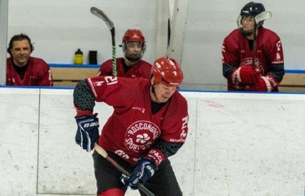 Хоккей на «РЭН-2021»: чемпионы мира, обладатель Кубка Стэнли и посол Канады в России