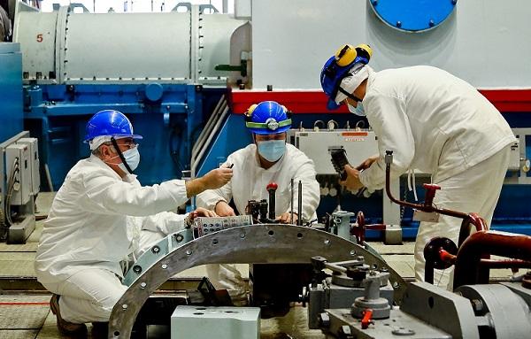 На Смоленской АЭС досрочно завершилась ремонтная кампания 2021 года