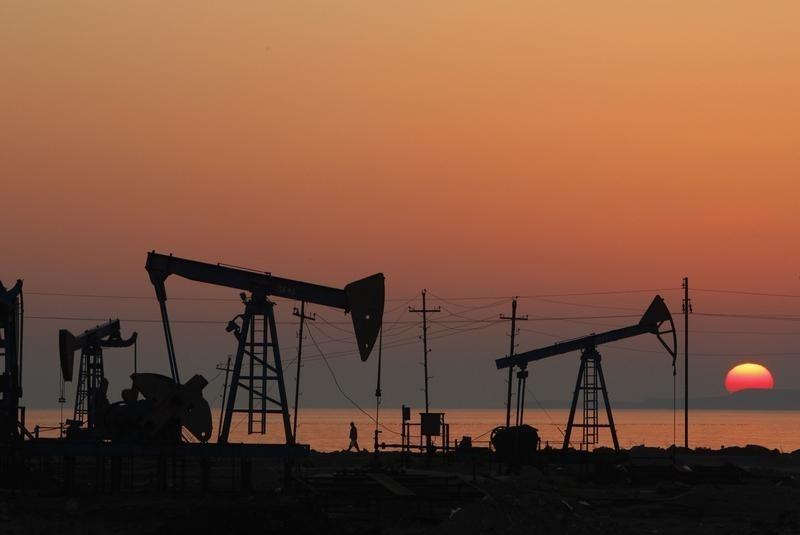 Фьючерсы на нефть WTI подорожали во время американской сессии