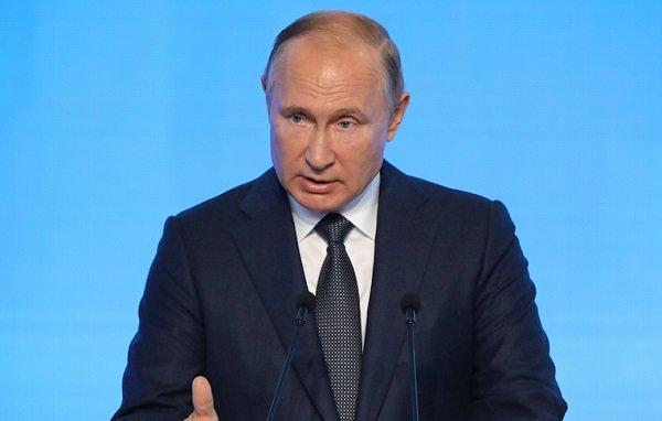 Владимир Путин: «Энергетика в полной мере ощутила на себе кризис, вызванный пандемией коронавируса»
