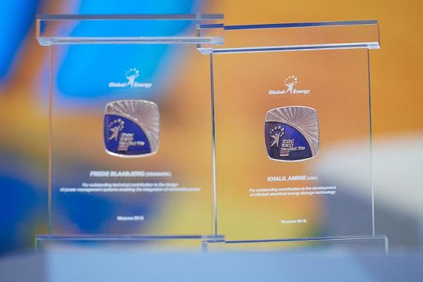 В Москве чествуют лауреатов Международной премии «Глобальная энергия»