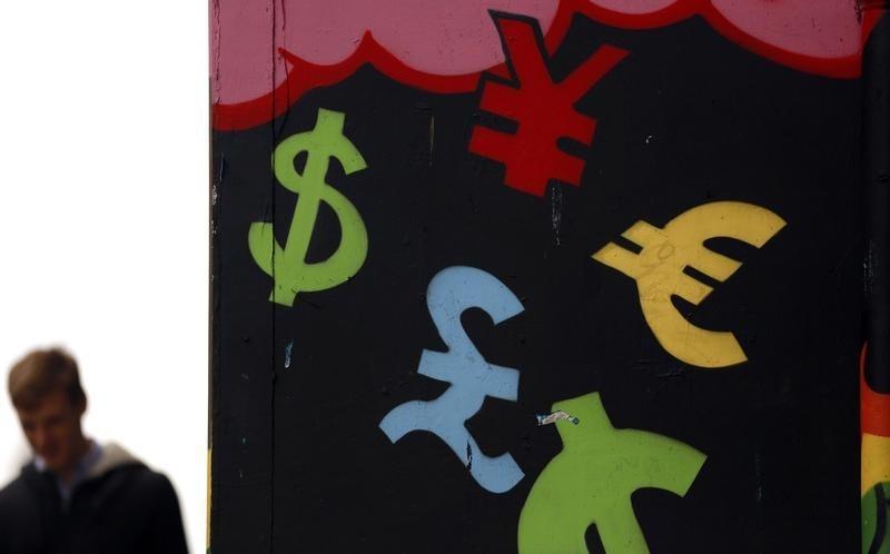 Доллар растет в начале торгов на