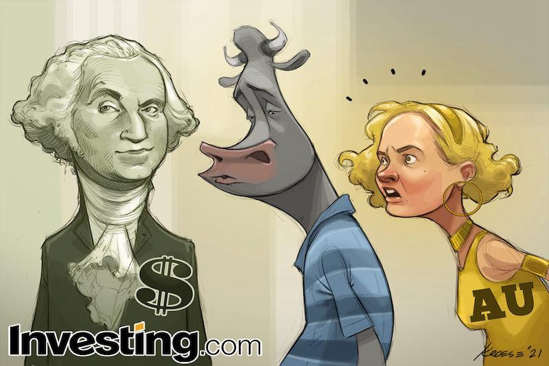 Доллар снова обращает на себя внимание