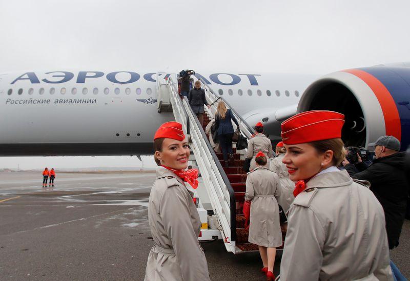 Аэрофлот ждет полного восстановления авиаперевозок РФ в 22-23г