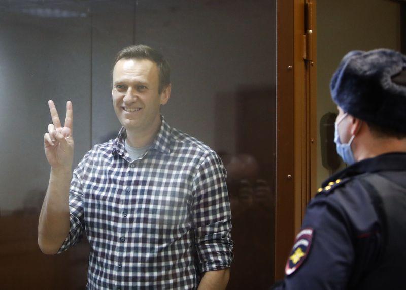 Навальный находится в исправительной колонии в Покрове -- инстаграм политика