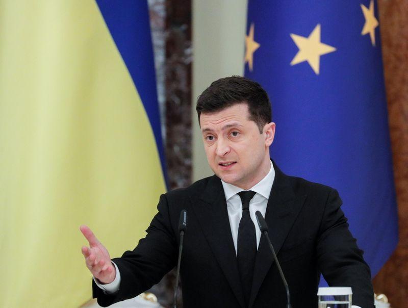 План вступления Украины в НАТО станет сигналом для России -- Зеленский