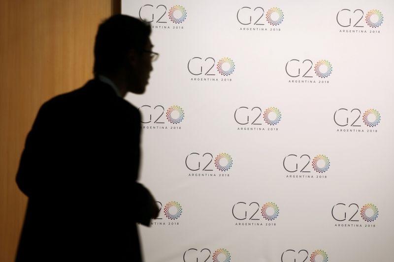 Главы Минфинов G20 поддержат увеличение помощи беднейшим странам