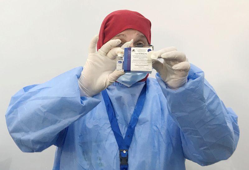 Алжир начнет производство вакцины Спутник V в сентябре