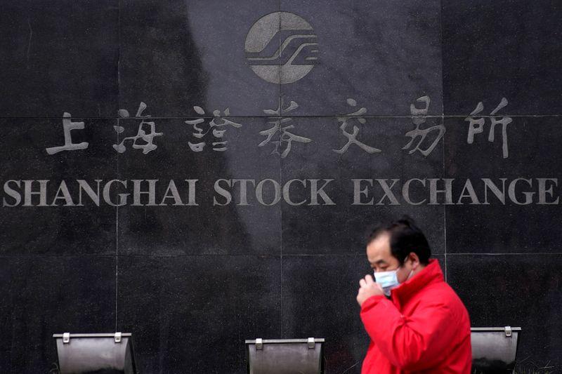 Китайские акции закрылись в плюсе за счет роста сектора здравоохранения