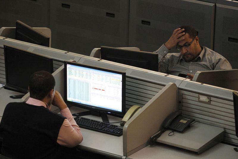 Рынок акций Московской биржи по состоянию на 10:05 мск 9 апреля снижается