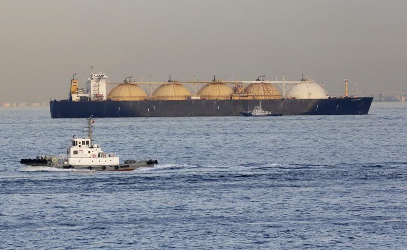 Фьючерсы на природный газ подешевели во время европейской сессии