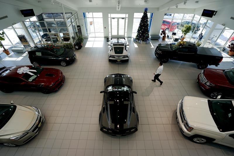 Рынок автомобильной