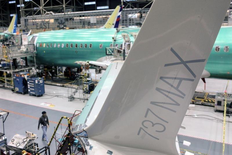 Boeing и Credit Suisse упали на премаркете, а Levi Strauss выросла