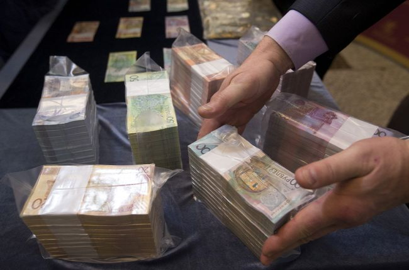 Инфляция в Белоруссии в марте 21г замедлилась до 8,5%