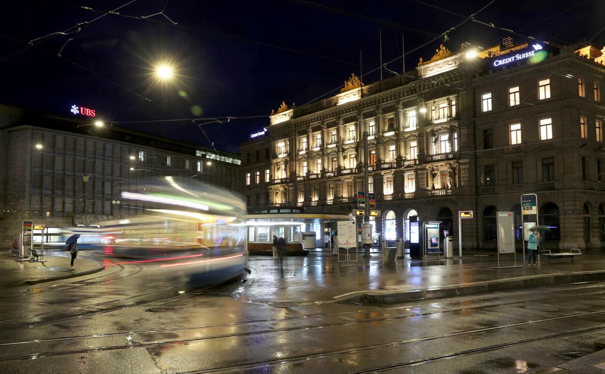 Bloomberg узнал о возможном слиянии двух крупнейших швейцарских банков