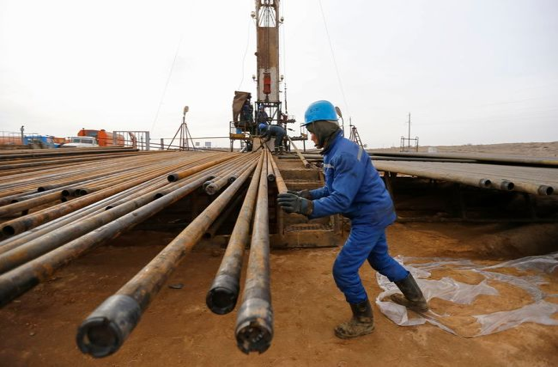 Добыча нефти в Казахстане в январе-марте 21г составила 21,1 млн тонн