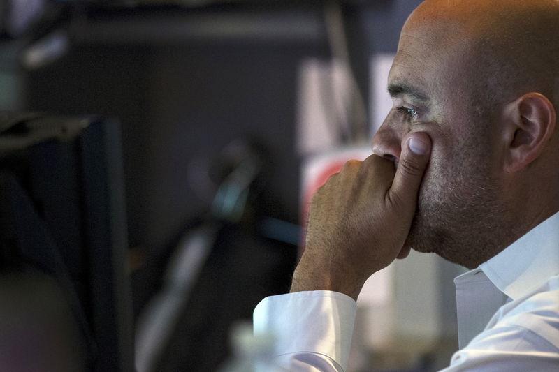 Рынок акций Московской биржи по состоянию на 10:05 мск 12 апреля движется разнонаправленно