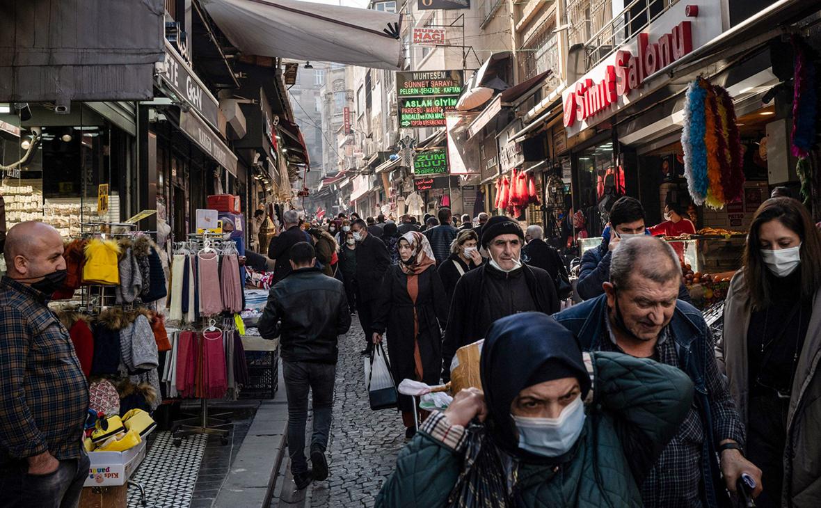 Россия решила приостановить полеты в Турцию из-за роста числа заболевших