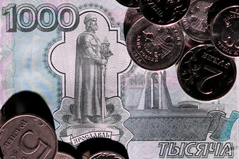 Малоактивный рубль ждет американскую инфляцию