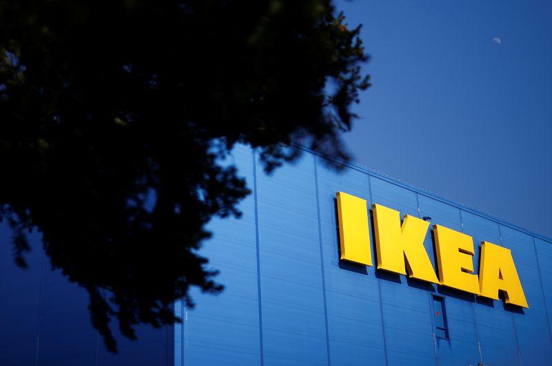 IKEA впервые инвестирует в покупку солнечного парка в России