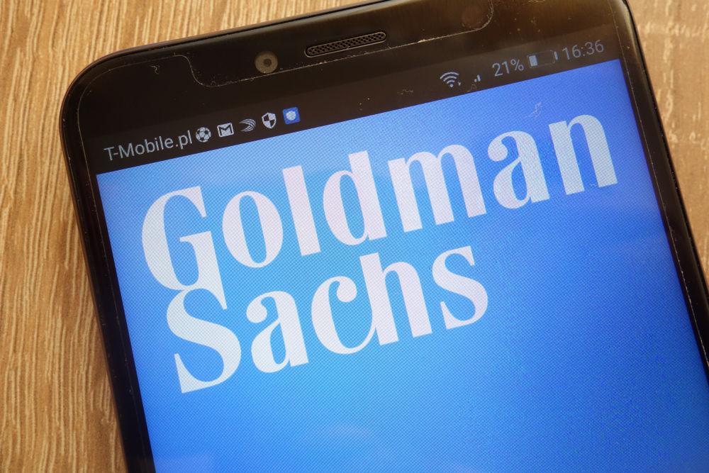 Goldman Sachs отчитался о рекордной квартальной выручке