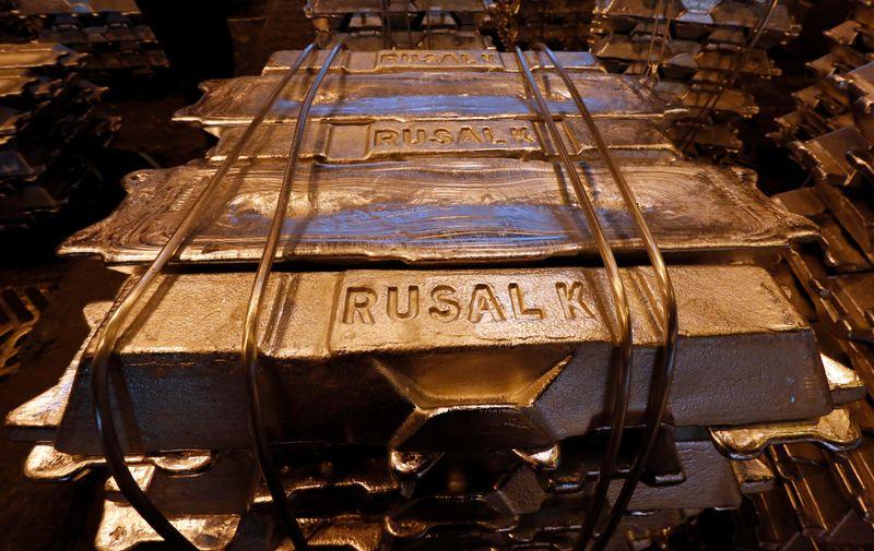 Русал обновит технологию 35% алюминиевых мощностей ради снижения вредных выбросов