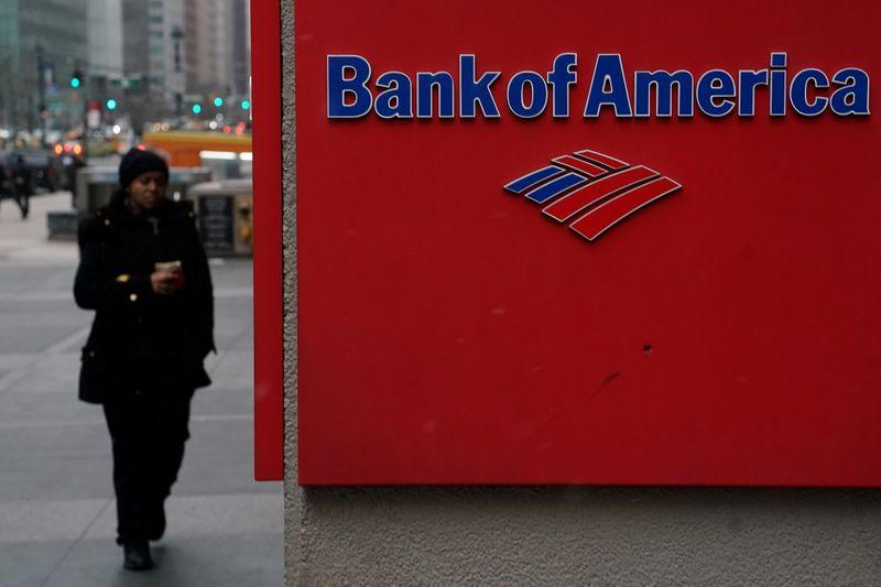 Прибыль Bank of America выросла более чем вдвое за счет высвобождения резервов