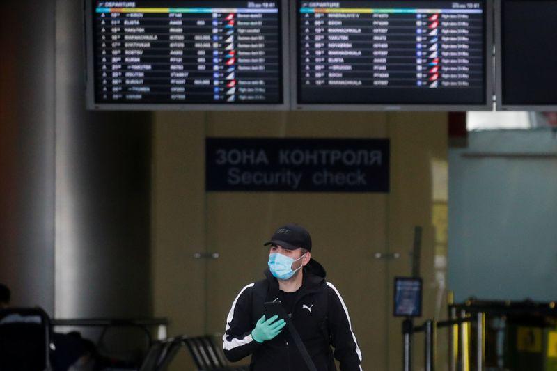 РФ продлила запрет на полеты в Великобританию до 1 июня - ТАСС