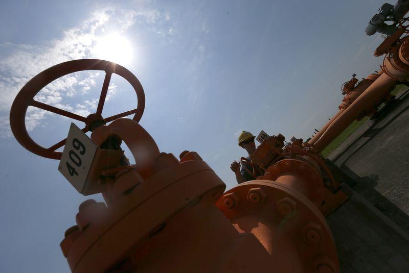 Фьючерсы на природный газ подорожали во время европейской сессии