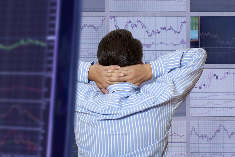 Индекс МосБиржи вырос на 0,8%, индекс РТС - на 1,5%