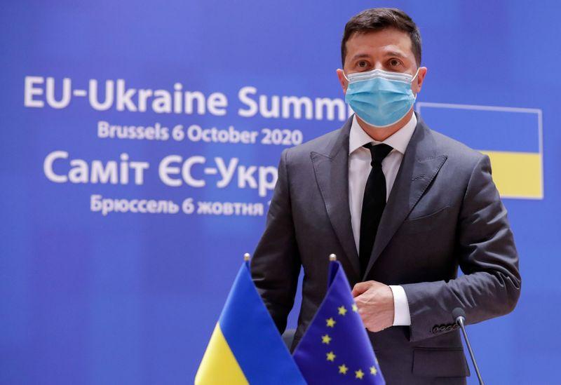 Зеленский настроен на переговоры по Донбассу с участием Путина