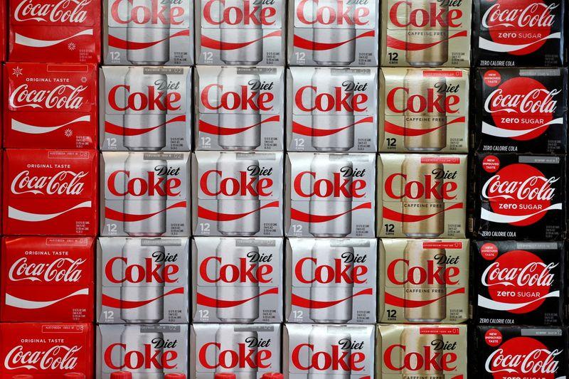 Квартальные результаты Coca-Cola превысили прогнозы благодаря усилению спроса