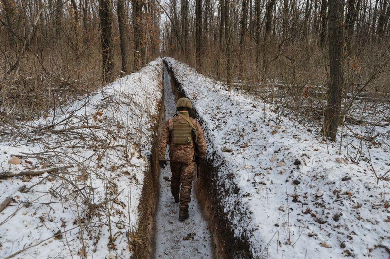 Численность войск РФ у границы с Украиной превышает уровень 2014 г -- Пентагон