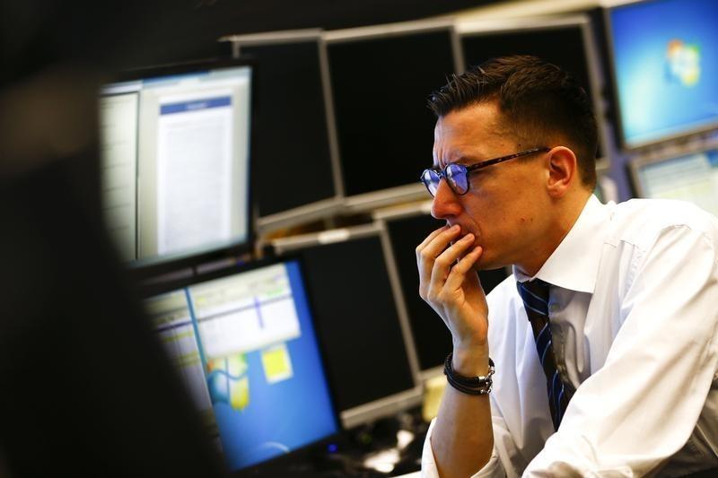 Европейские фондовые индикаторы снижаются в ходе торгов