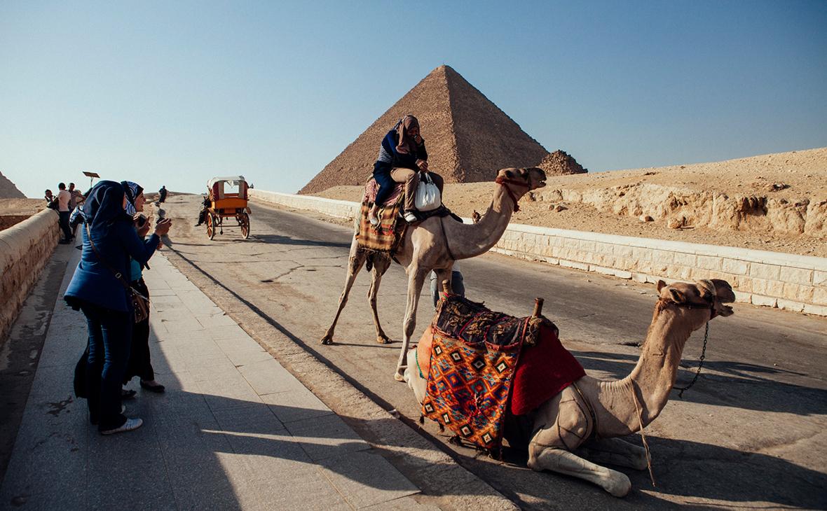 Туроператоры оценили сроки возобновления полетов в Египет