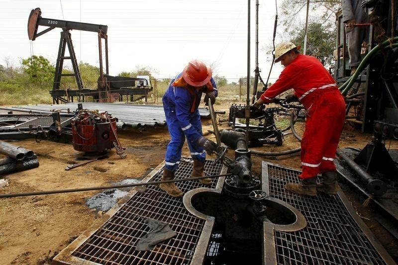 Фьючерсы на нефть WTI подешевели во время американской сессии