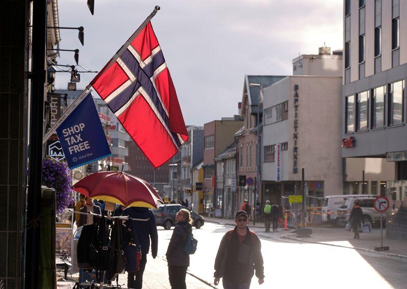 Норвежский нефтяной фонд заработал почти $46 млрд в 1 кв