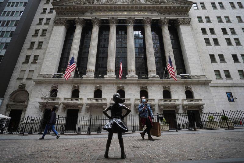 Уолл-стрит восстанавливается после двухдневного снижения