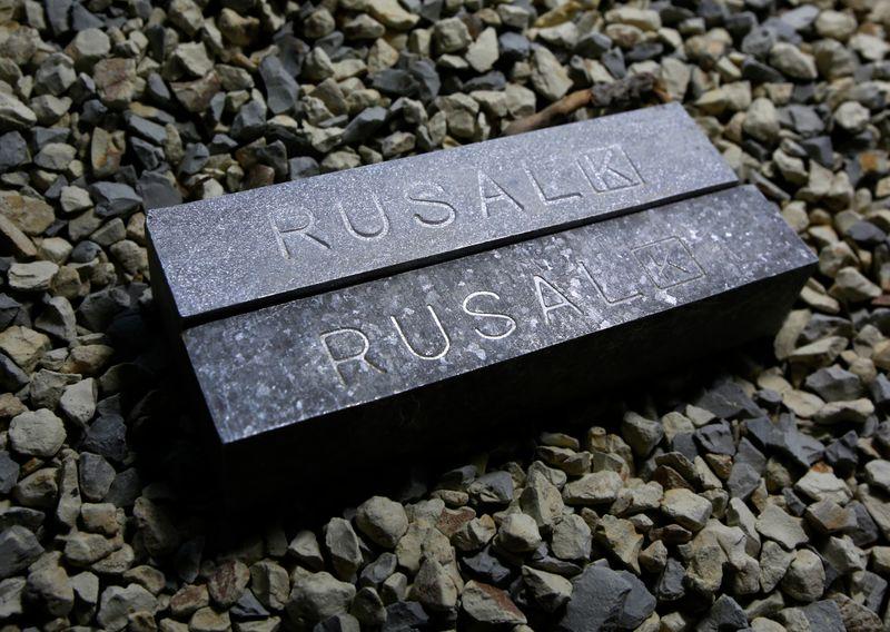 Русал снизил продажи алюминия в 1 кв на 6,4% кв/кв, увеличил на 5,3% г/г